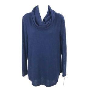 NEW Apt. 9 cowl neck long sleeve tunic sweater